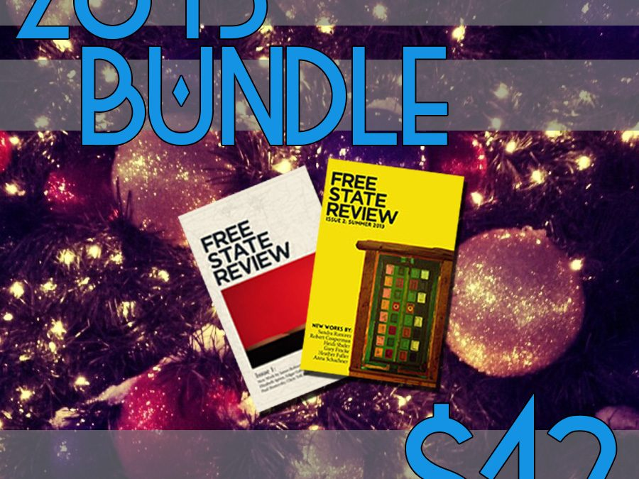 2013 Holiday Bundle: $12