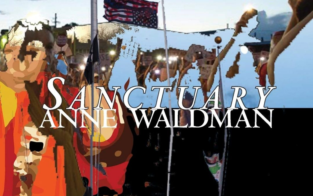 "A Review of Anne Waldman's ""Sanctuary"""